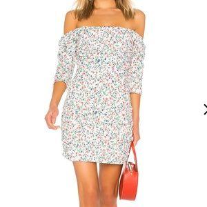 Lovers + Friends Emory mini dress